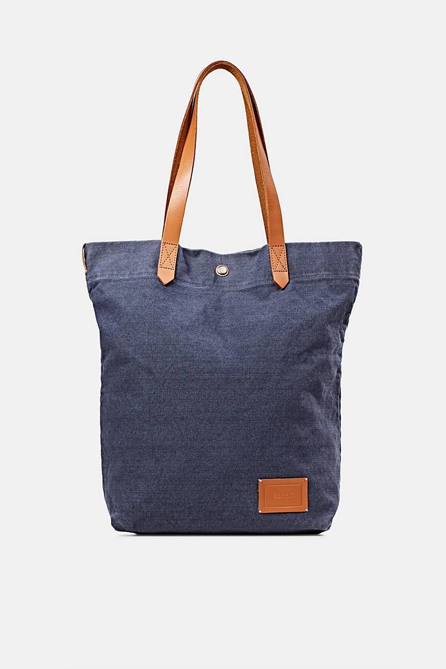 Tote bag in canvas EarthColors®