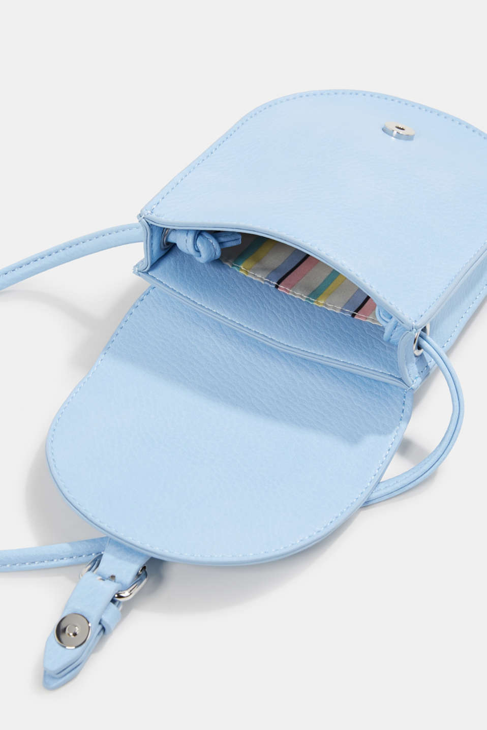 Susie T. range: Mini bag, vegan, LIGHT BLUE, detail image number 3