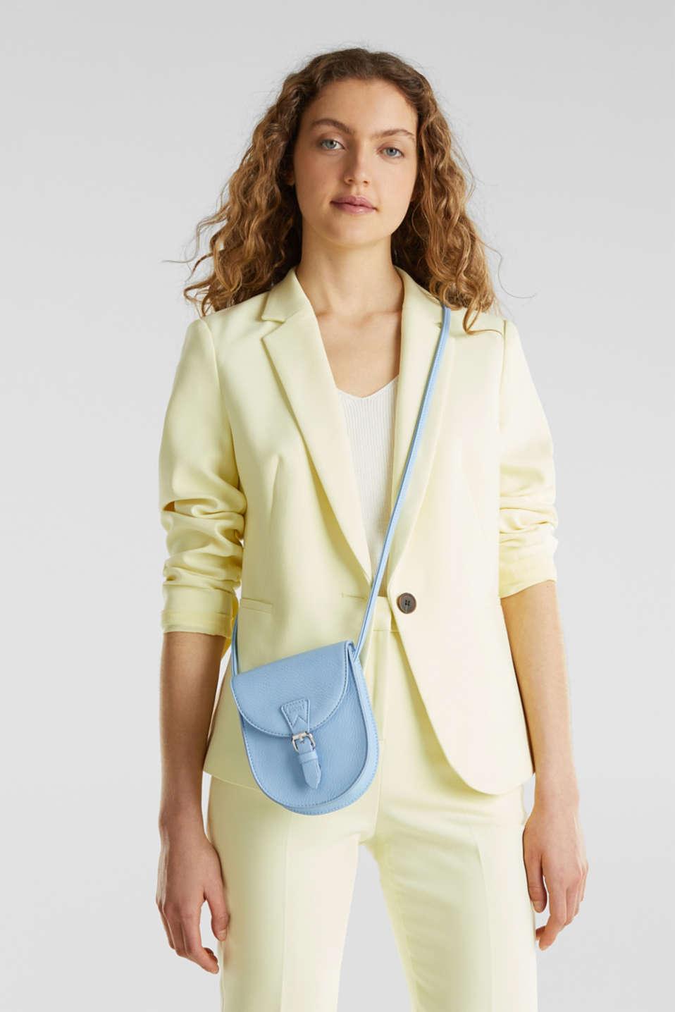 Susie T. range: Mini bag, vegan, LIGHT BLUE, detail image number 1