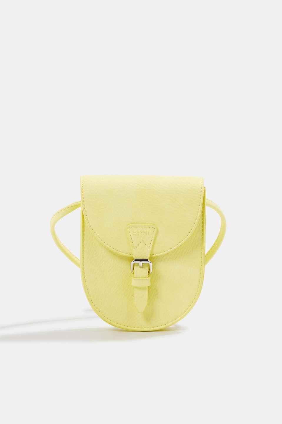 Susie T. range: Mini bag, vegan, LIGHT YELLOW, detail image number 0