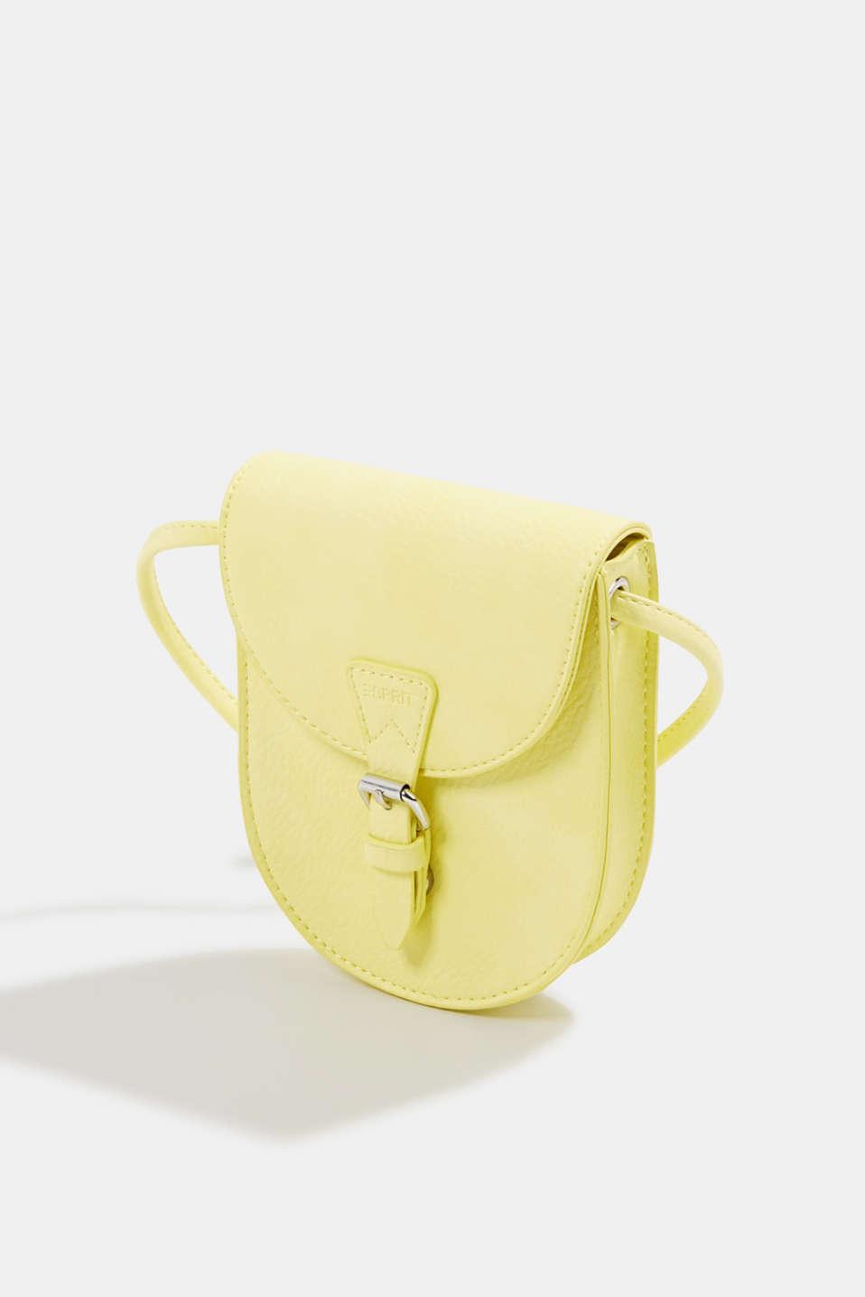 Susie T. range: Mini bag, vegan, LIGHT YELLOW, detail image number 2
