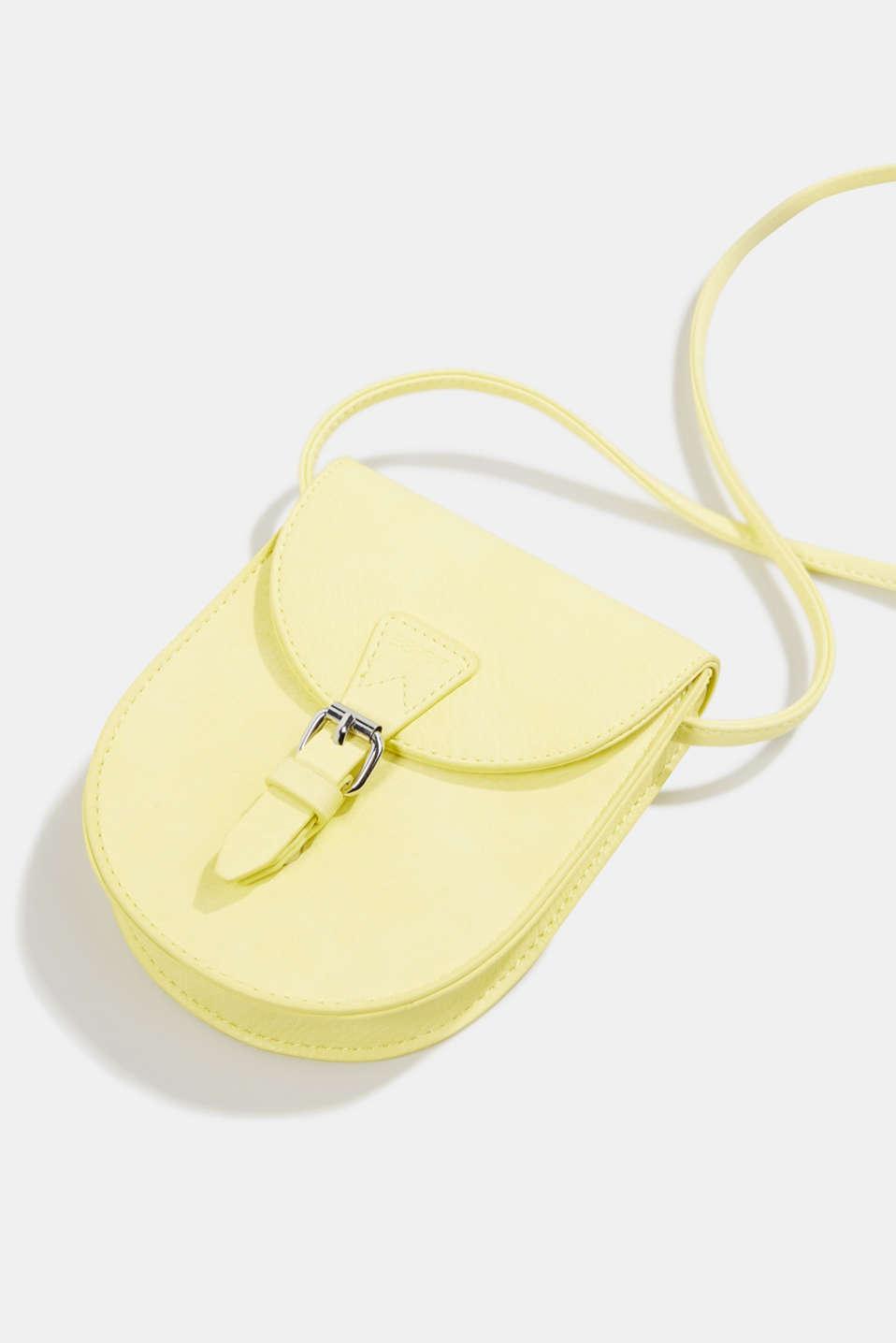 Susie T. range: Mini bag, vegan, LIGHT YELLOW, detail image number 4