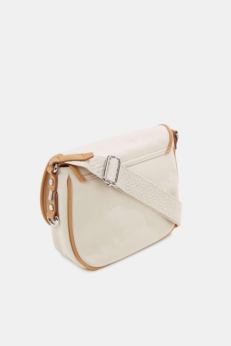 Susie T. shoulder bag, LIGHT BEIGE, detail image number 5