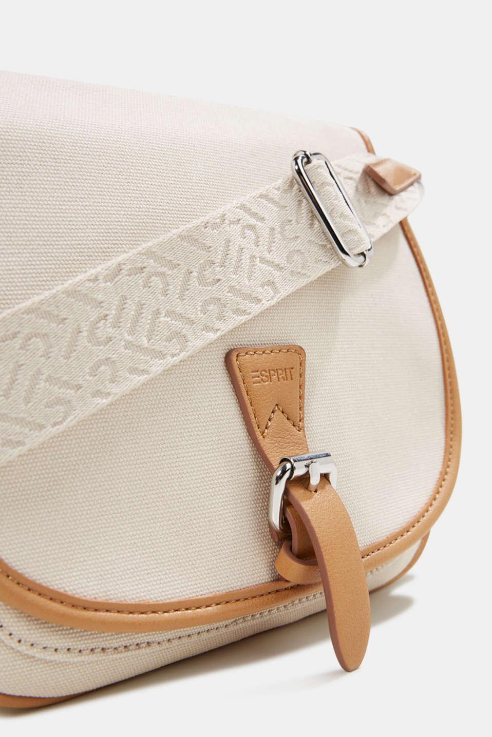 Susie T. shoulder bag, LIGHT BEIGE, detail image number 3