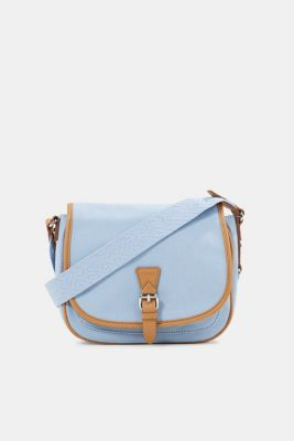 Susie T. shoulder bag, LIGHT BLUE, detail