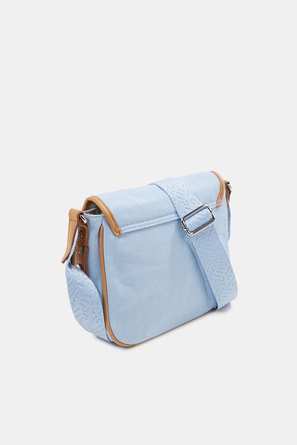 Susie T. shoulder bag, LIGHT BLUE, detail image number 5