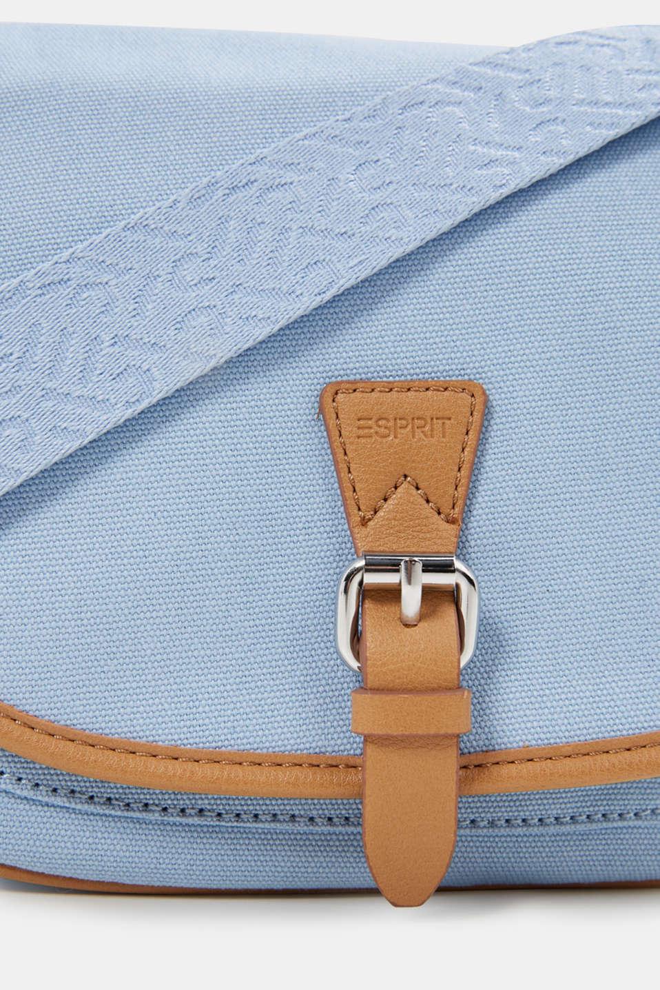 Susie T. shoulder bag, LIGHT BLUE, detail image number 6