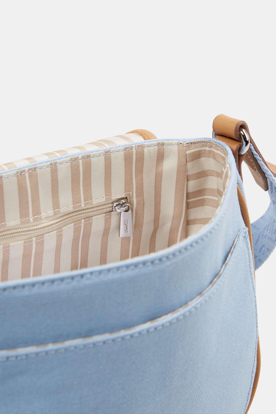 Susie T. shoulder bag, LIGHT BLUE, detail image number 4