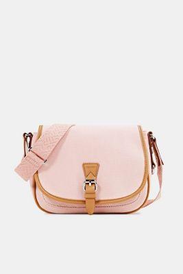 Susie T. shoulder bag, BLUSH, detail