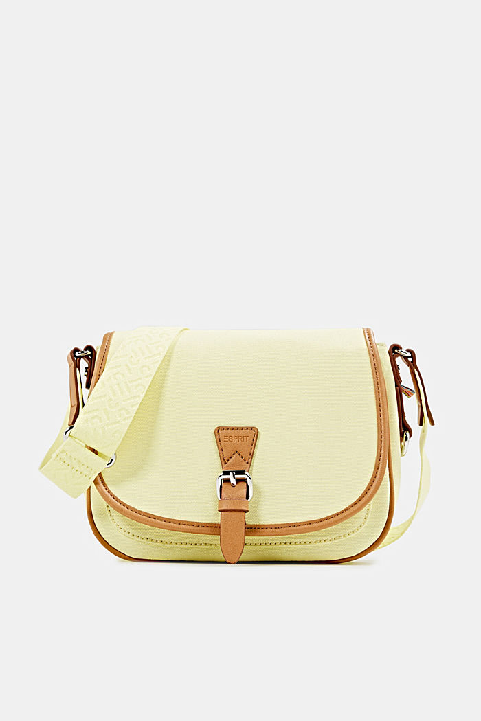 Schultertasche Susie T., LIGHT YELLOW, detail image number 0
