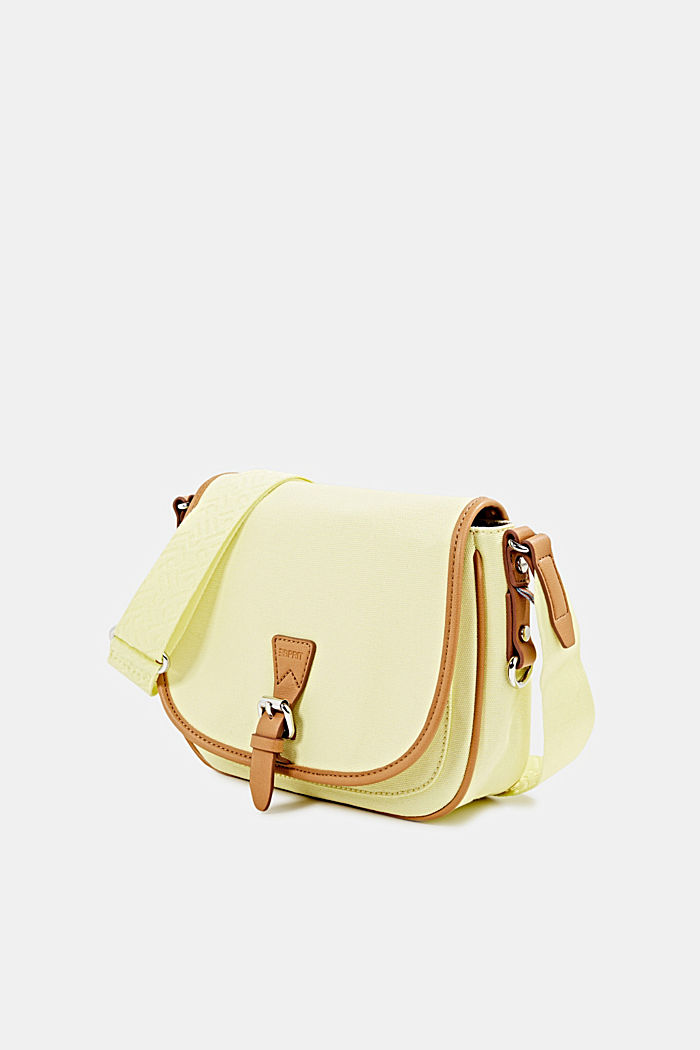 Schultertasche Susie T., LIGHT YELLOW, detail image number 2