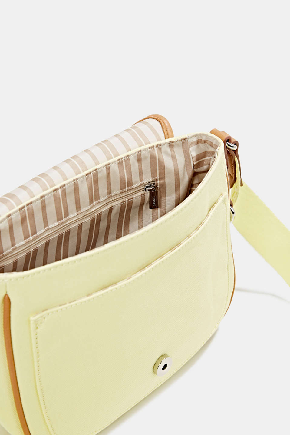 Susie T. shoulder bag, LIGHT YELLOW, detail image number 4