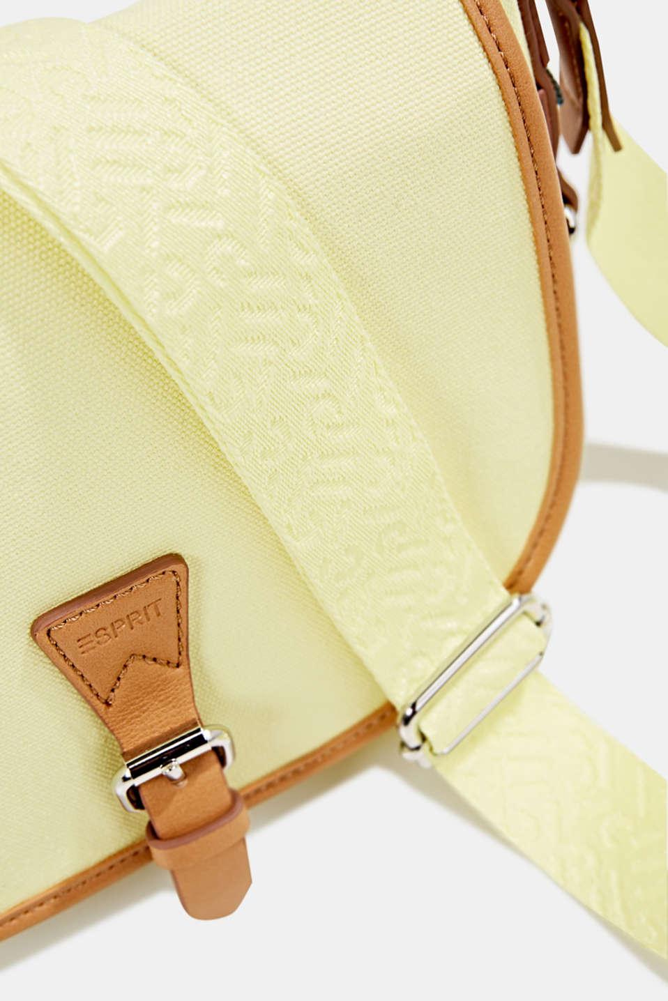 Susie T. shoulder bag, LIGHT YELLOW, detail image number 3