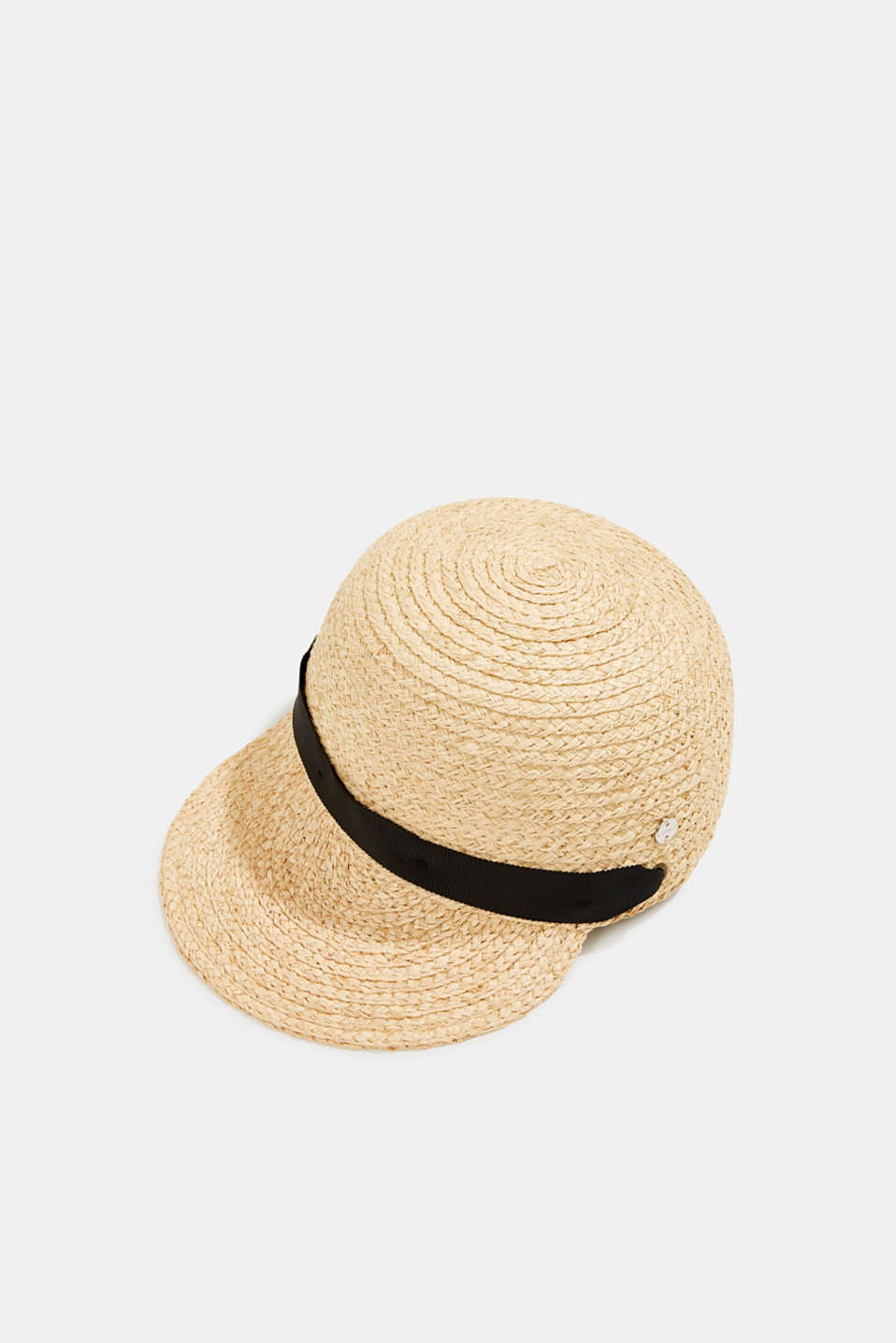 Esprit - Hand-made straw cap