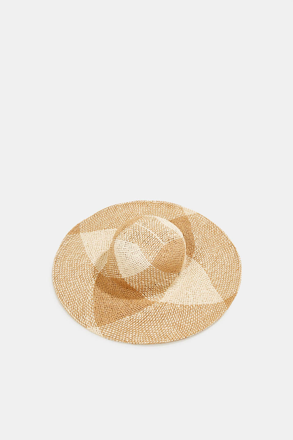 Esprit - Hand-made straw hat