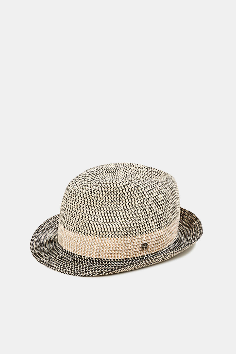 Esprit - Trilby hat made of bast