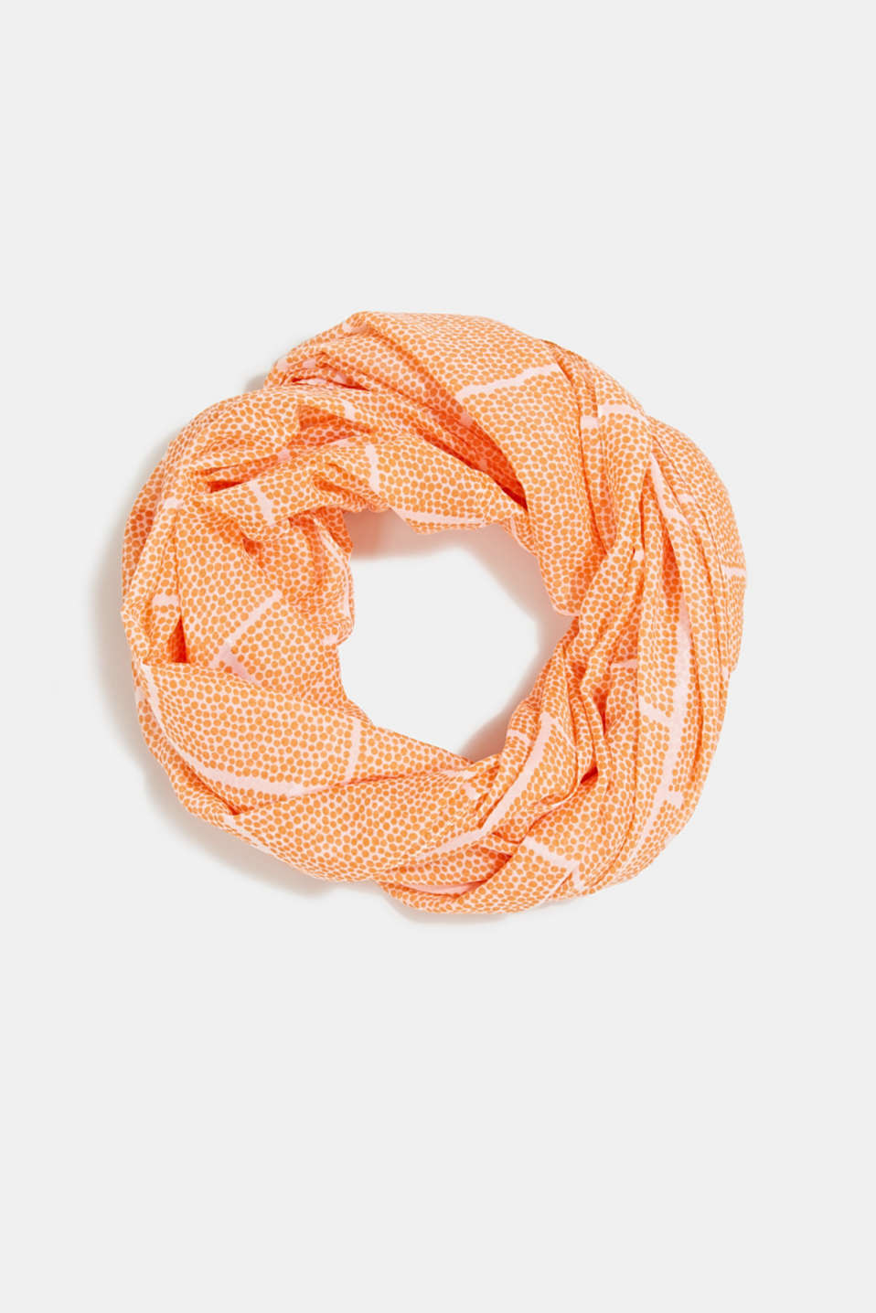 Esprit - Recycled: Pattern mix snood