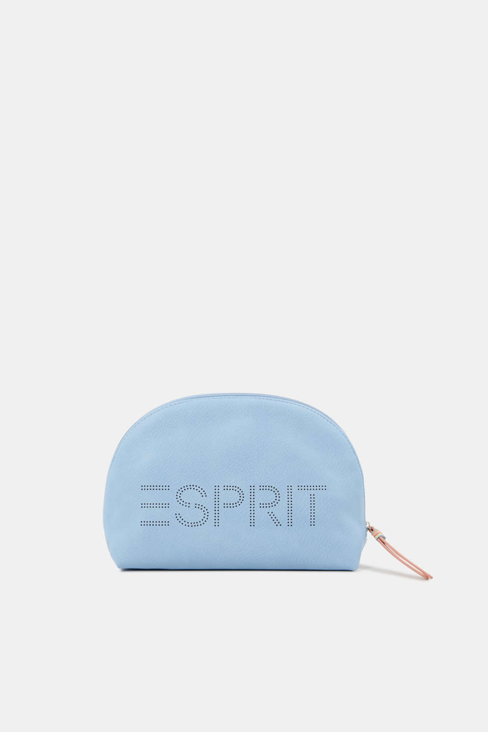 Susie T cosmetics bag., LIGHT BLUE, detail image number 0