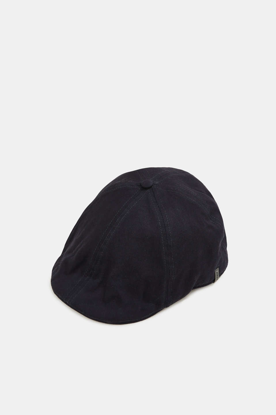 Esprit - Flat cap made of 100% cotton