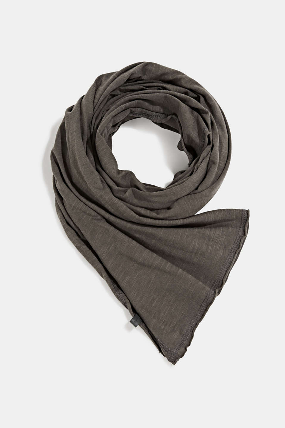 Esprit - EarthColors®: jersey scarf
