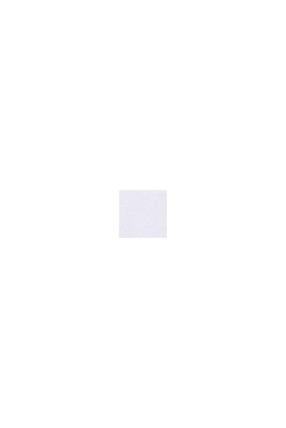 I linne: Culottebyxa i baslook, WHITE, swatch