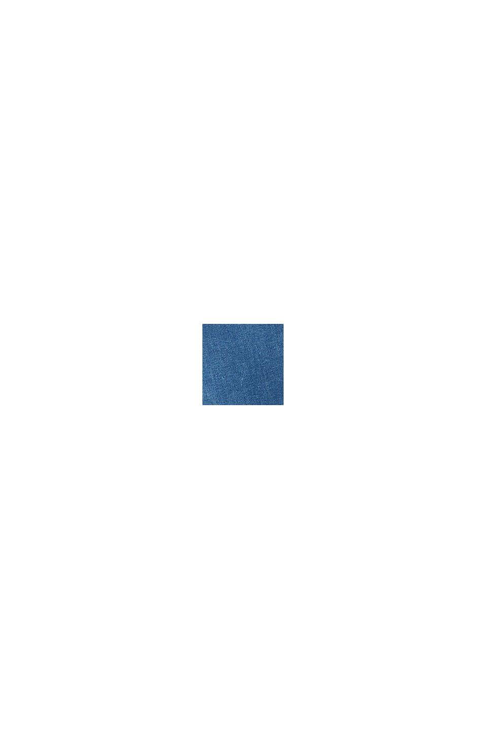 Dżinsy ze streczem CURVY, BLUE MEDIUM WASHED, swatch