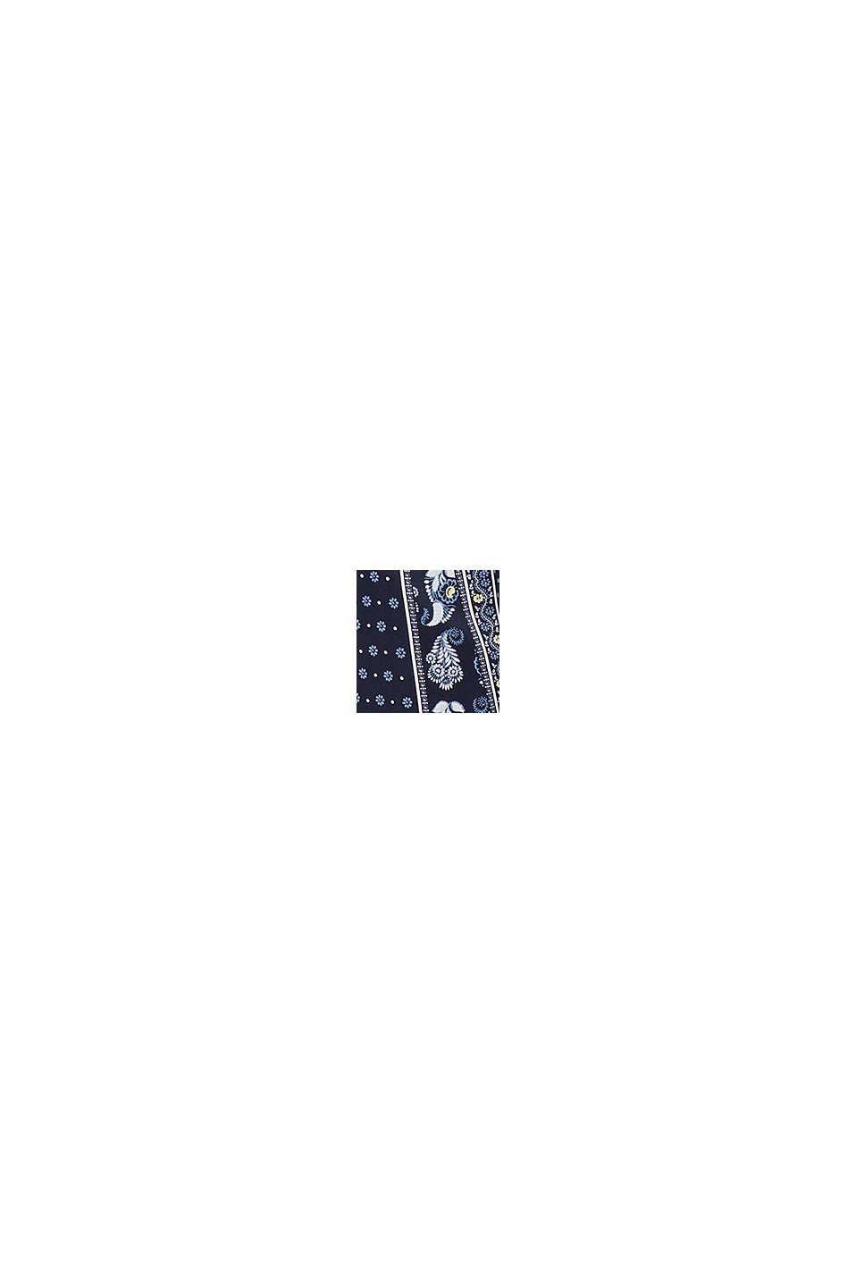 Av TENCEL™: Byxa med mönster, NAVY BLUE, swatch