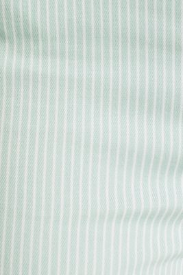 REPREVE striped Trousers, recycled, LIGHT AQUA GREEN, detail