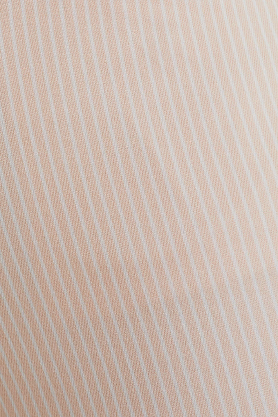 REPREVE striped Trousers, recycled, PEACH, detail image number 4