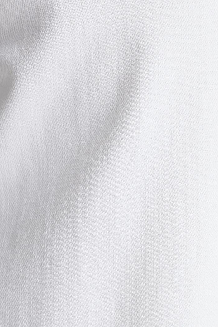 Vaqueros con perneras amplias y Lycra®, WHITE, detail image number 3