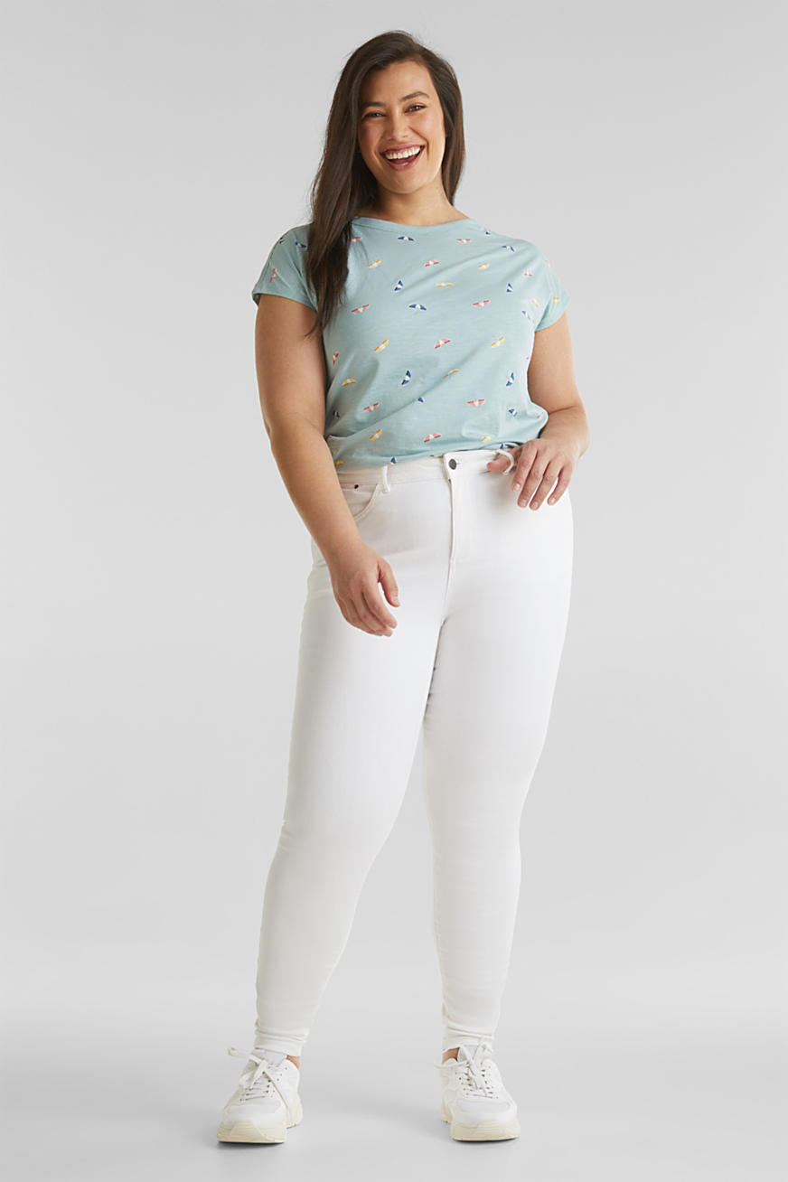 CURVY shaping broek met organic cotton