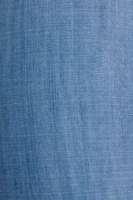 CURVY lyocell jeans, BLUE LIGHT WASH, detail
