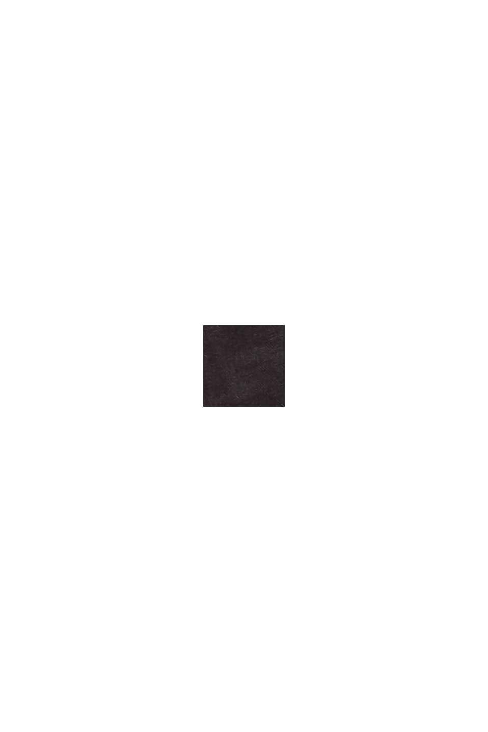 Pellavaa: Paperbag-shortsit, BLACK, swatch