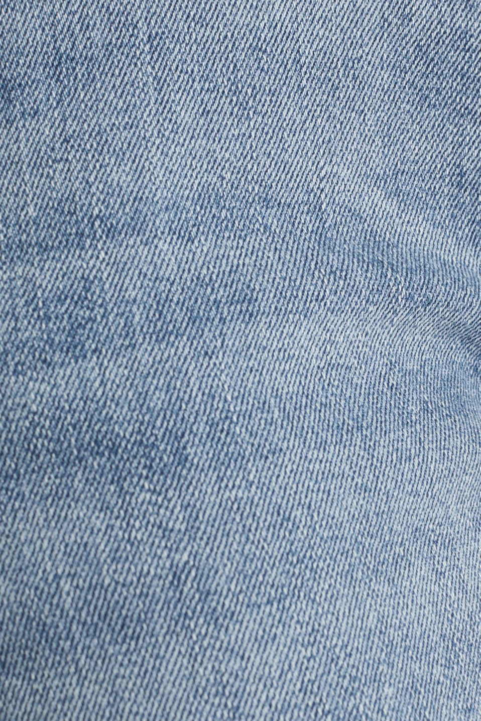 Denim Bermudas with bandana, BLUE MEDIUM WASH, detail image number 4