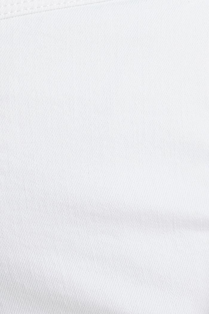Met TENCEL™: bermuda met bandana, WHITE, detail image number 3