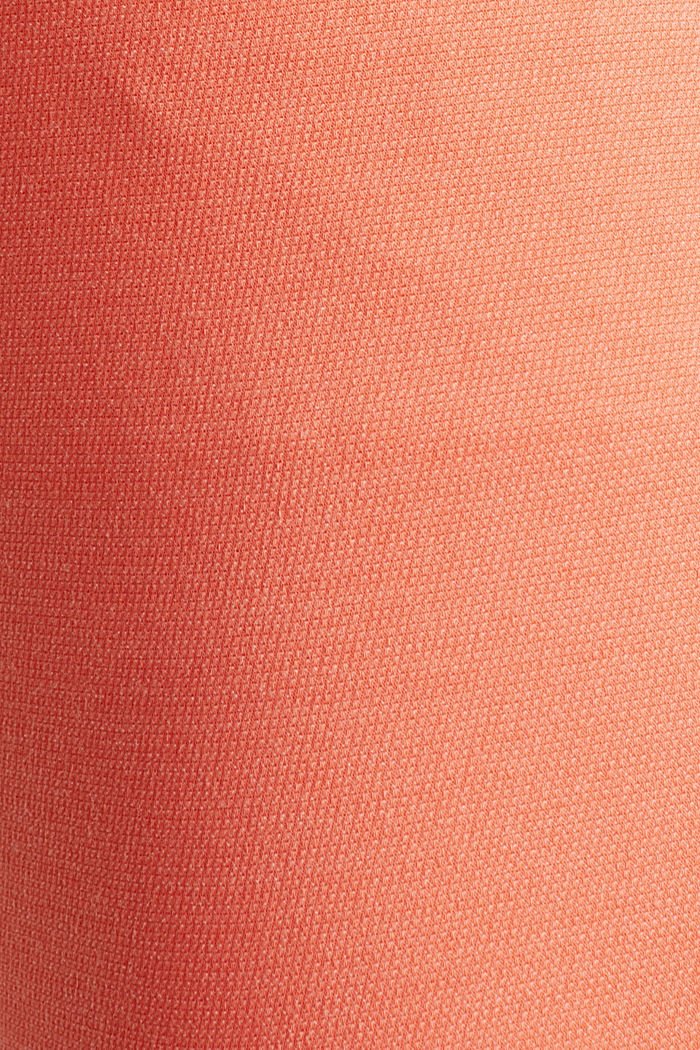 REPREVE Stretch-Shorts, recycelt, CORAL, detail image number 3