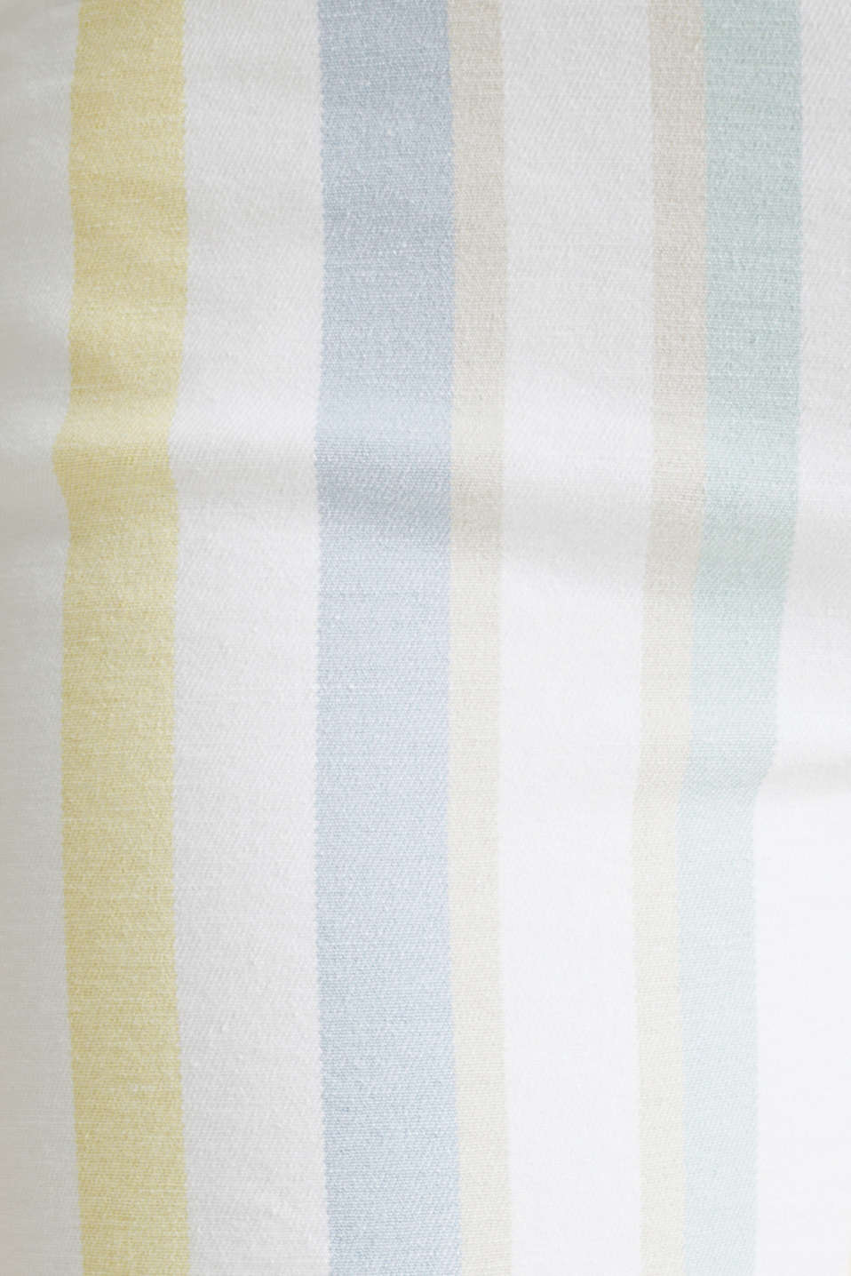 Stretch shorts with stripes, WHITE, detail image number 4