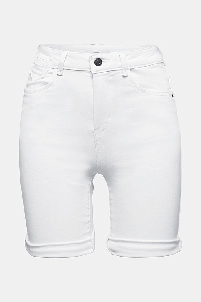 EarthColors® Jogg-Shorts, WHITE, detail image number 6
