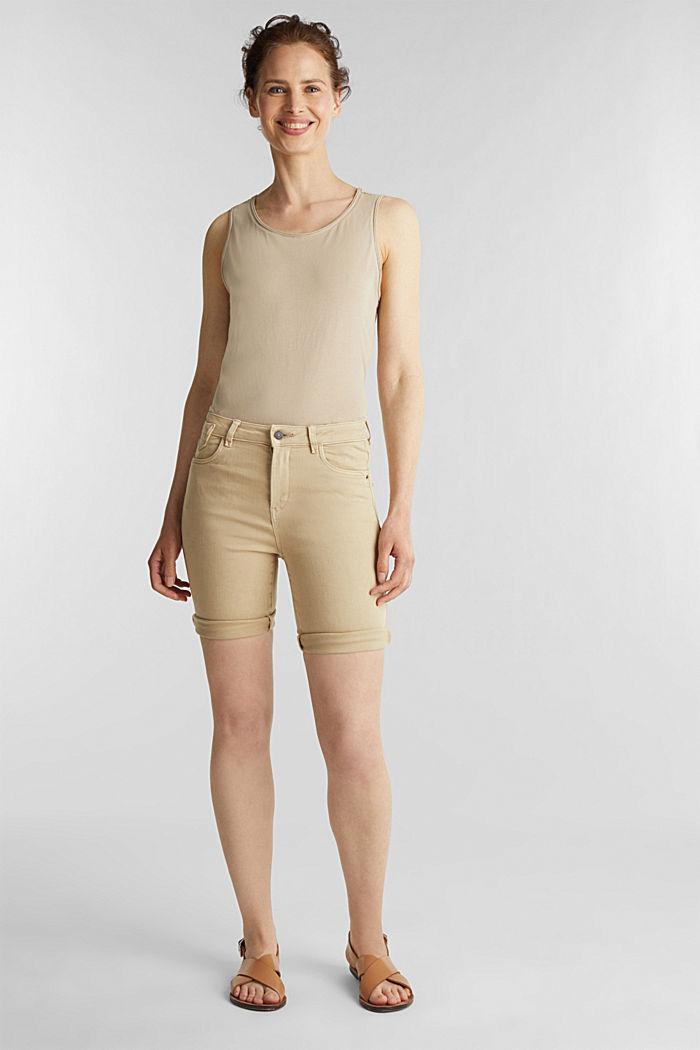 EarthColors® jogging shorts, SKIN BEIGE, detail image number 0