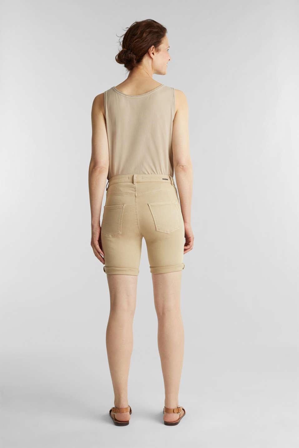 EarthColors® jogging shorts, SKIN BEIGE, detail image number 3