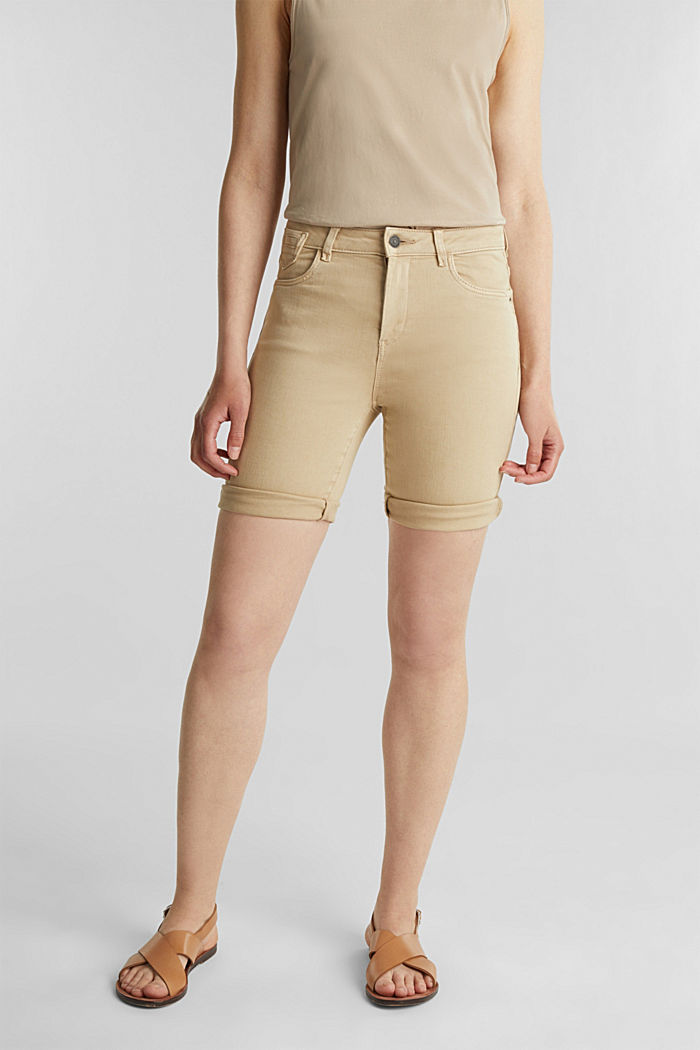 EarthColors® Jogg-Shorts, SKIN BEIGE, detail image number 6