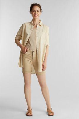 EarthColors® jogging shorts, SKIN BEIGE, detail