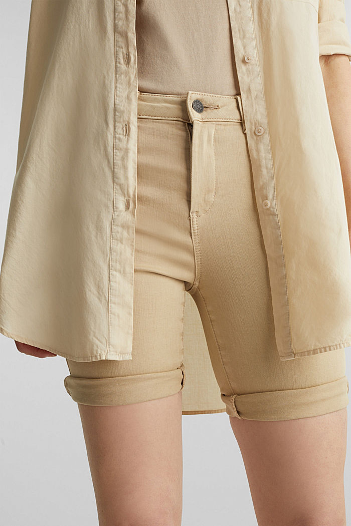 EarthColors® Jogg-Shorts, SKIN BEIGE, detail image number 2