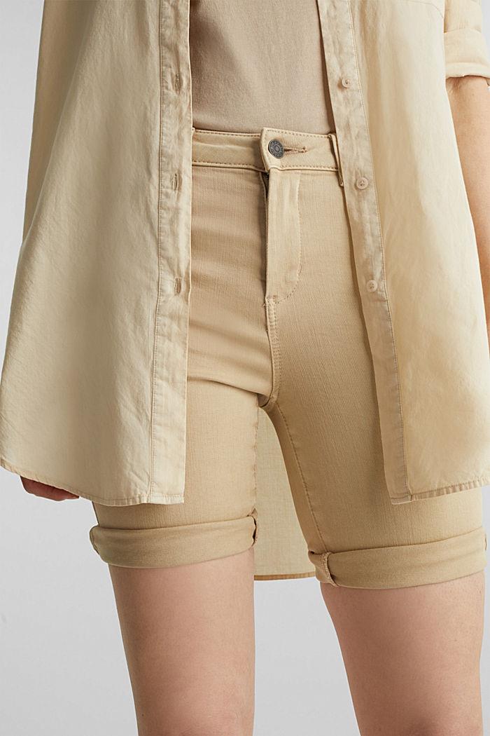EarthColors® jogging shorts, SKIN BEIGE, detail image number 2