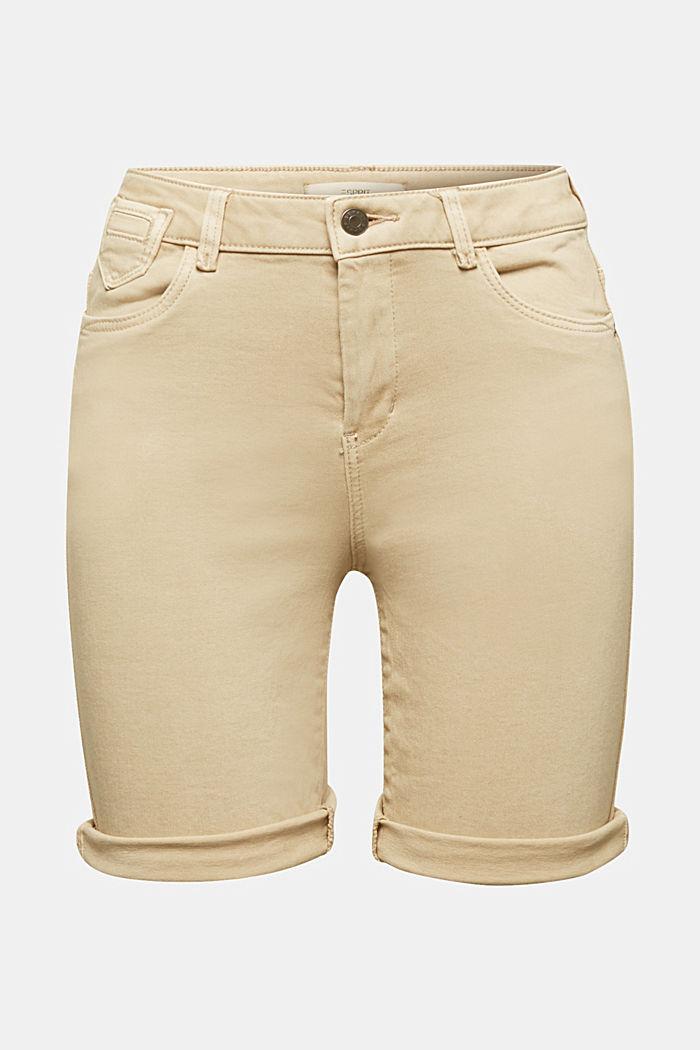 EarthColors® jogging shorts, SKIN BEIGE, detail image number 7