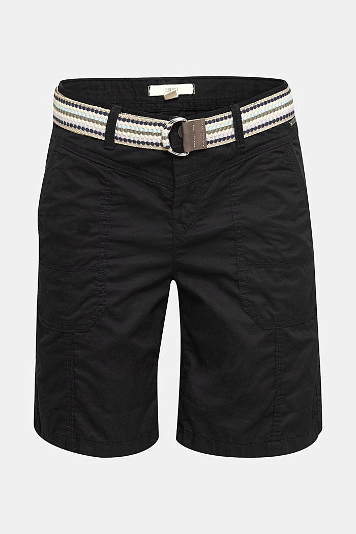 PLAY shorts i ekobomull