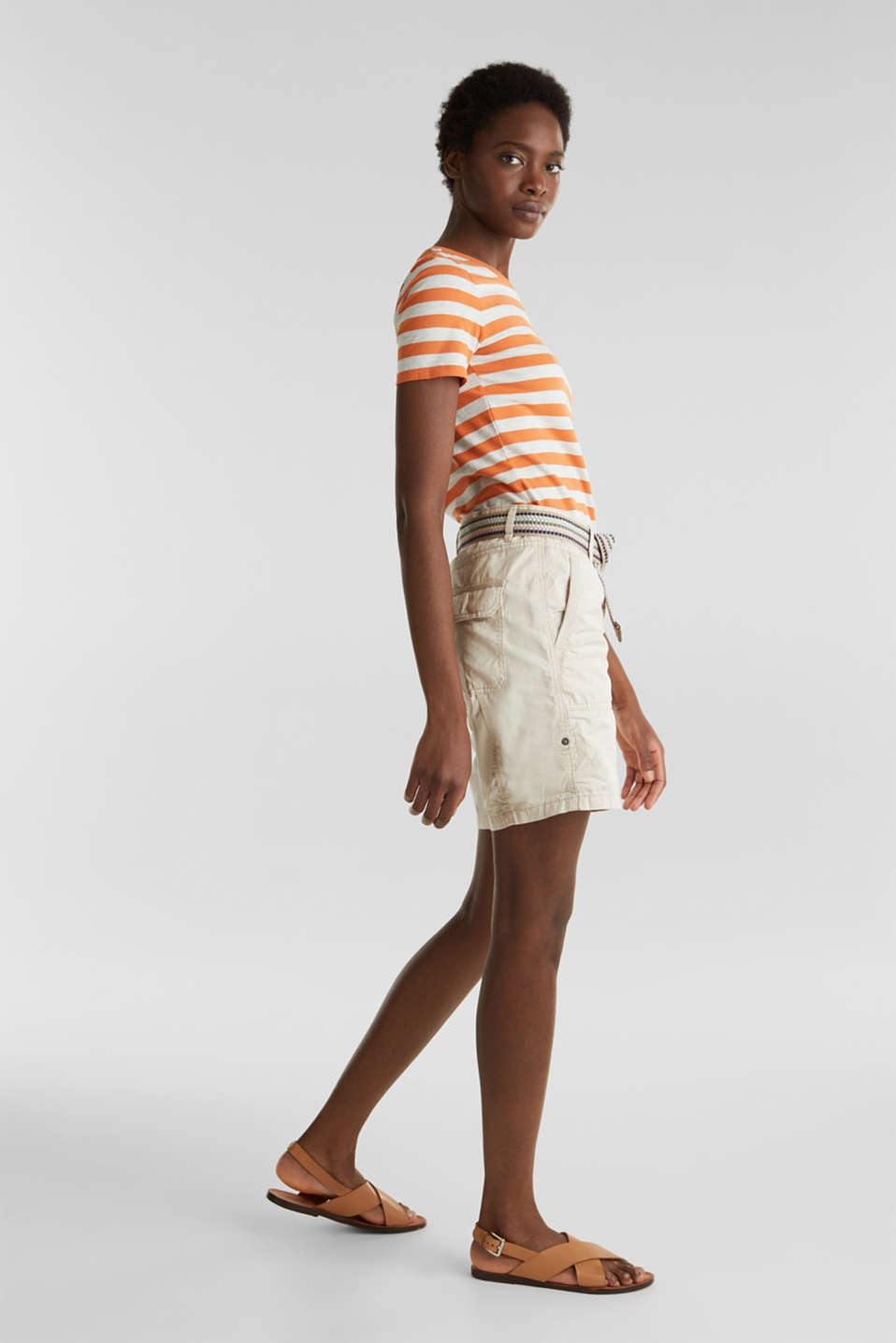 Esprit - Short PLAY en coton bio