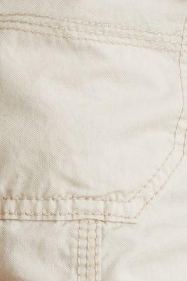 PLAY organic cotton shorts, SAND, detail