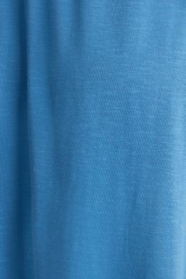 Jersey skirt made of 100% organic cotton, BRIGHT BLUE 2, detail