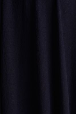 Jersey midi skirt, NAVY, detail